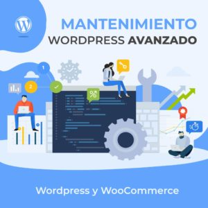 Mantenimiento Wordpress Avanzado