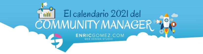 Baner Calendario CM 2021